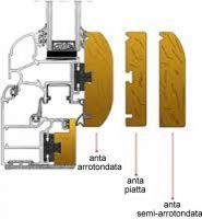 Finestre in alluminio-legno Baronetto Milano Como Lecco Monza