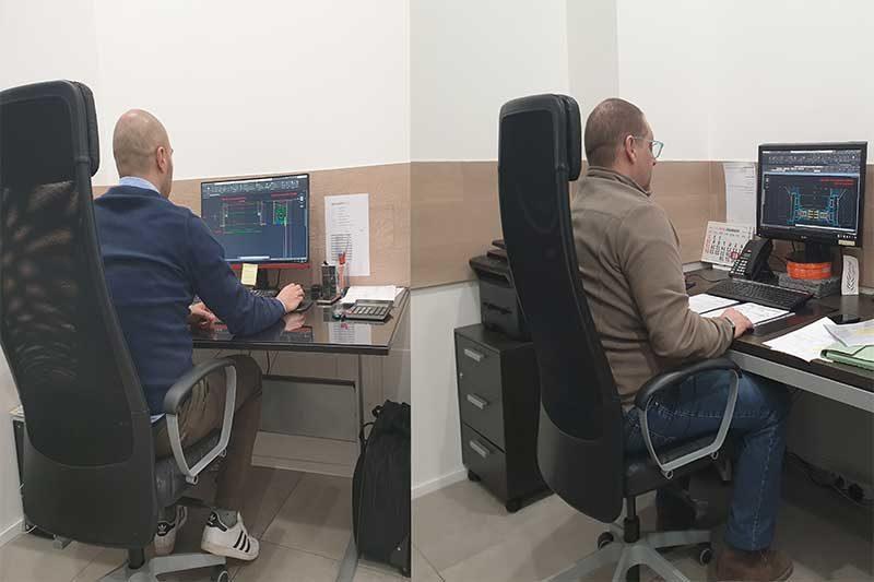 Ufficio tecnico serramenti province Como Milano Lecco Monza