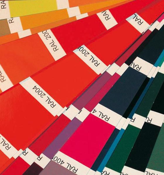 Persiane Blindate - Colori per Milano