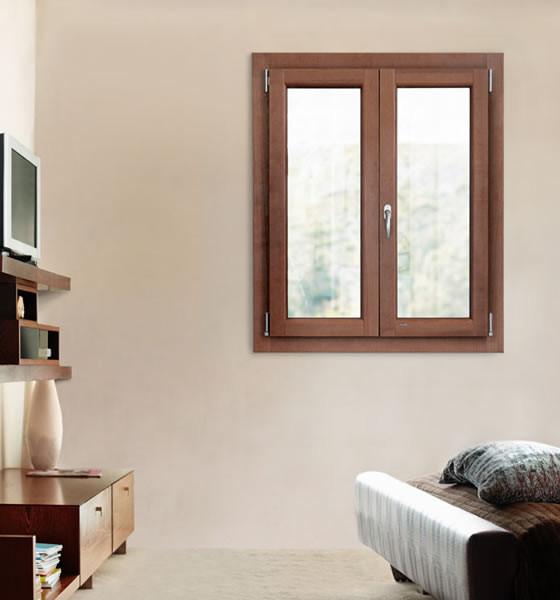 finestre alluminio legno granduca Milano Monza Como Lecco - realizzazione