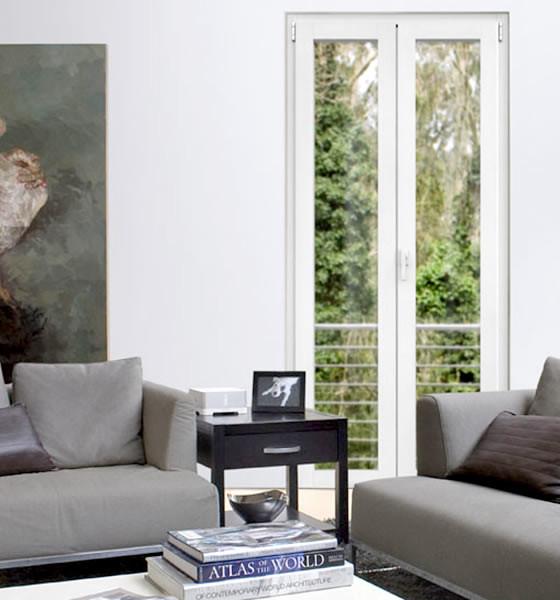 finestre alluminio serie marchese - realizzazioni - Milano Monza Como Lecco Cantù