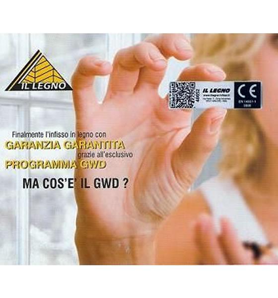 Persiane in legno - programma GWD Milano Monza Como Lecco