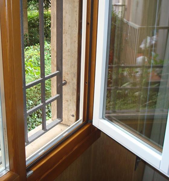 Gamma colori finestre in pvc for Finestre legno pvc