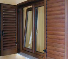 serramento finestra in alluminio milano como monza lecco - esempio