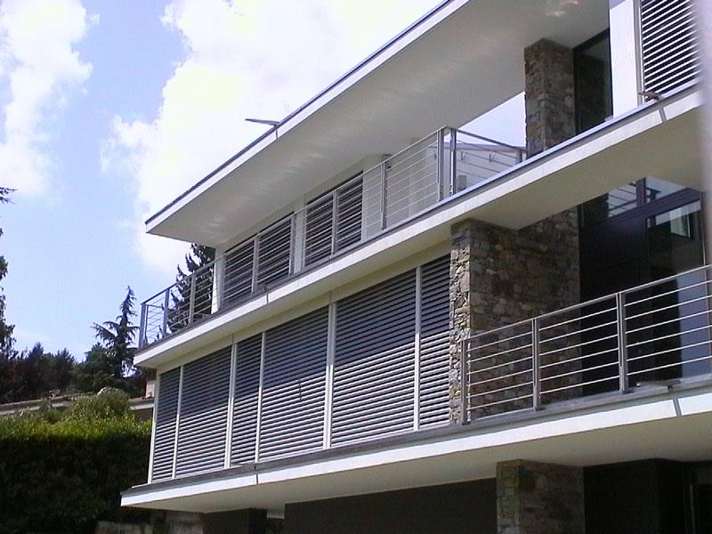 Finestre infissi serramenti pvc alluminio legno by piesseti - Sistemi oscuranti finestre ...